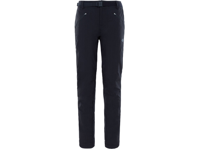 The North Face Exploration Insulated Housut Pitkät Naiset, tnf black